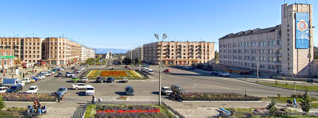 Город северобайкальск фото