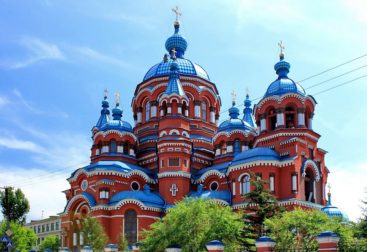 Картинки иркутских храмов